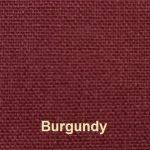 Elegance Cover Material colour Burgundy