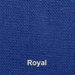 Elegance Cover Material colour Royal Blue