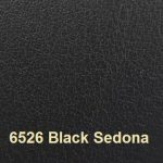 Eurobond Cover Material colour 6562 Black with Sedona Embossing