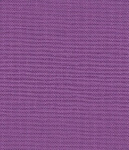 Iris cover material in Orchid