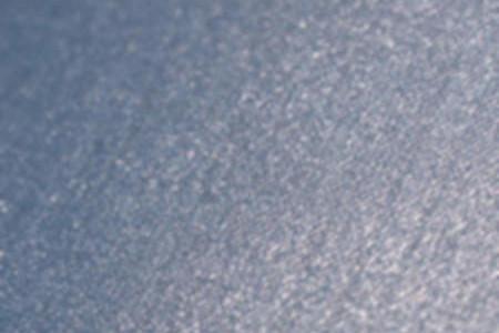 Luminaire cover material in Capri Blue