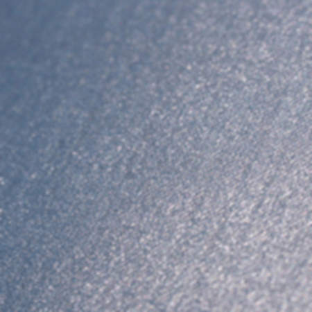 Luminaire cover material in Capri Blue
