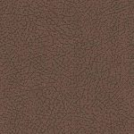 Mirage Corsica cover material in Brown with Levant embossing