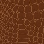 Pellaq by Skivertex cover material in Bright Brown Croco